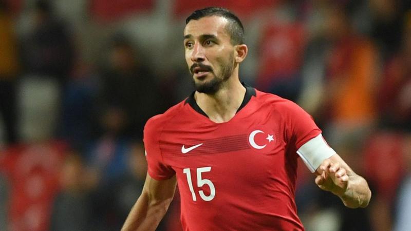 Mehmet Topal Beşiktaş'ta!