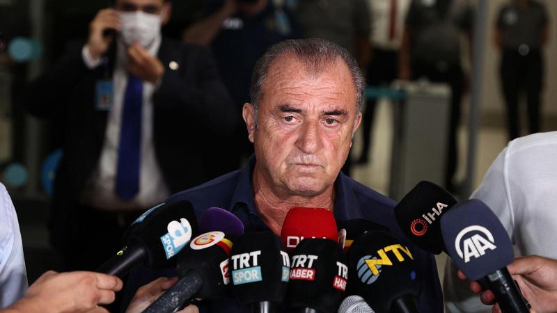 Yunanistan'da yaşanan skandala Fatih Terim'den sert tepki