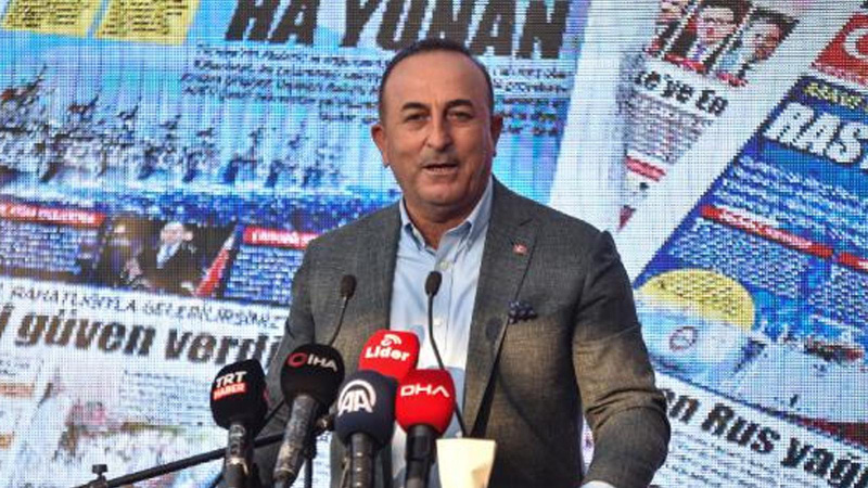"""""""Türklerin, Rumların azınlığı olarak yaşamasını istiyorlar"""""""