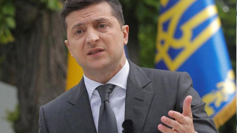 Zelenskiy, Genelkurmay Başkanını görevden aldı