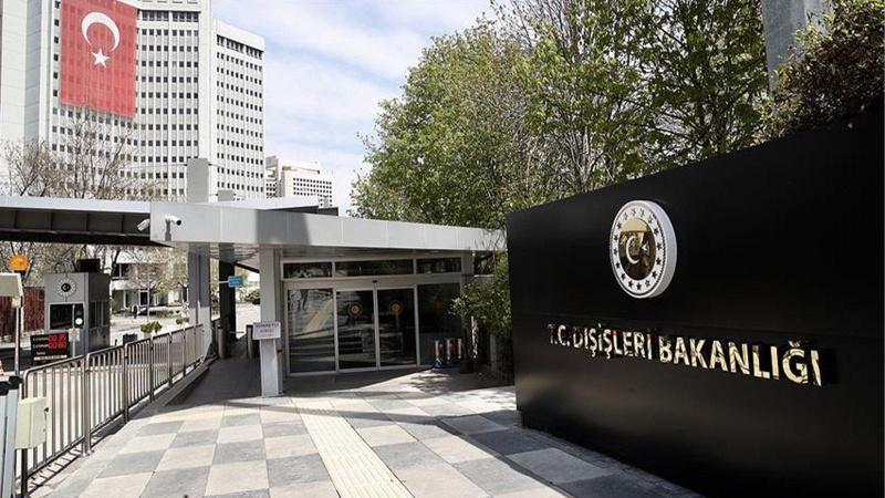 Dışişleri'nden BM'nin Kıbrıs kararına tepki!