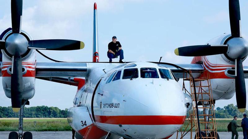Ukrayna'dan Türkiye'ye itfaiye uçağı ve özel ekip!
