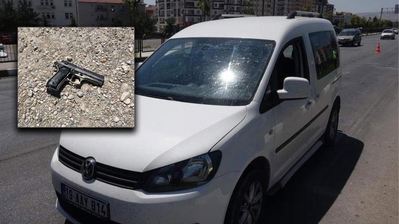 Çalınan aracını trafikte gördü: Polise ihbar etti
