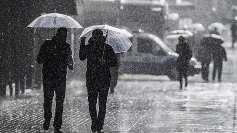 Meteoroloji'den beklenen haber: Yağış geliyor!