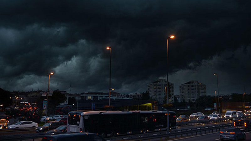 Meteoroloji'den İstanbul ve birçok il için uyarı geldi