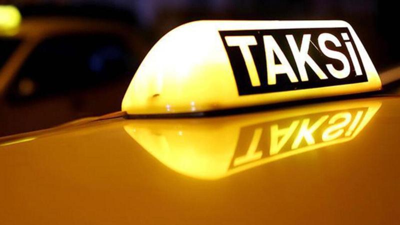 Taksici terörü: Biz şafak taksiyiz, adamın topuğuna sıkarız