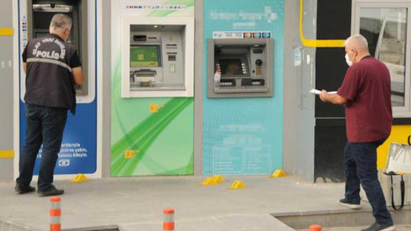 ATM'den para çekmeye gitti, hayatının şokunu yaşadı