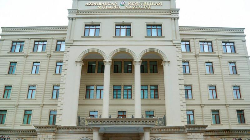 Nahçıvan'da Azerbaycan askerlerine ateş açıldı
