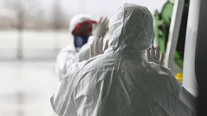 KKTC'de koronavirüs vaka sayısında yeni rekor