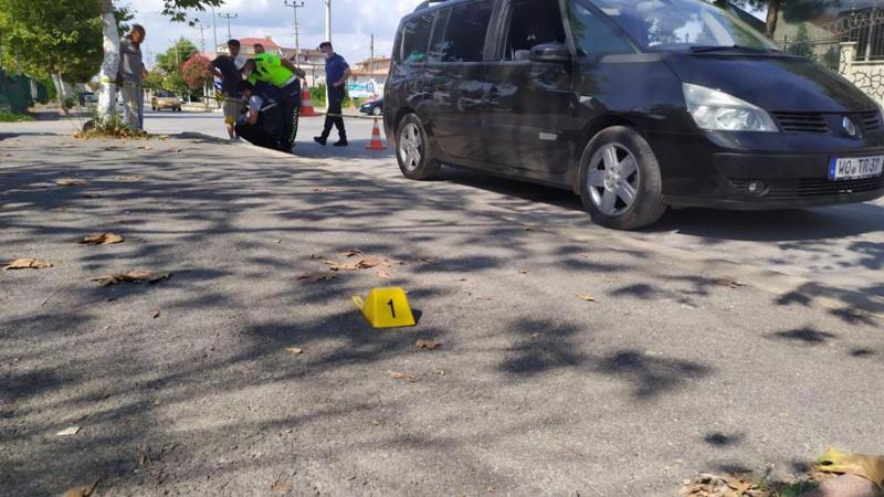 Silahla vurulan şahsın hayatını cebindeki 1 euro kurtardı