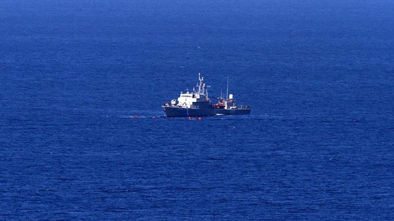 İngiltere bandralı yolcu teknesi Ege Denizi'nde battı!
