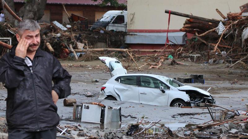 Kastamonu'da 25, Sinop'ta 2 can kaybı