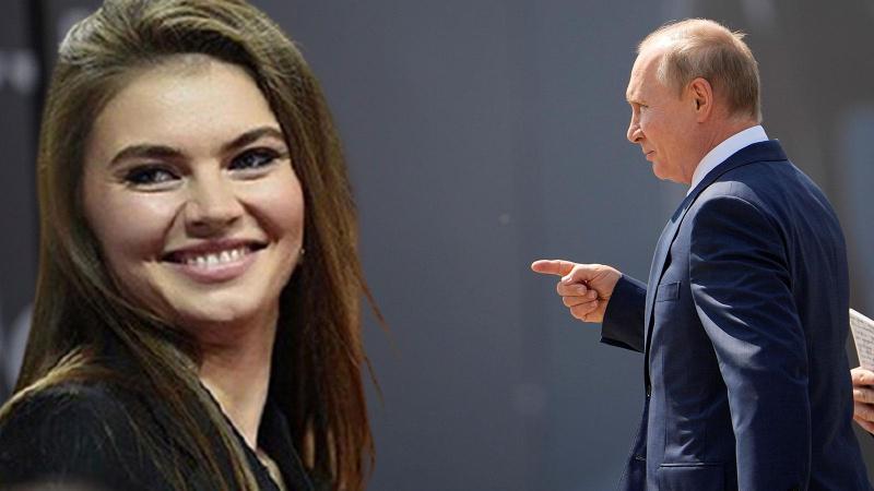 Putin'in sevgilisi olduğu iddia ediliyordu! Yüzükle görüldü