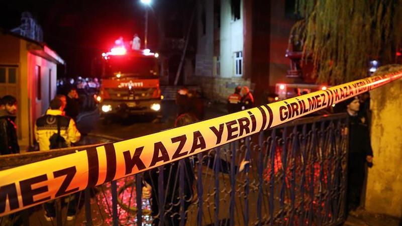 Kuran kursu öğrencilerini taşıyan midibüs kaza yaptı