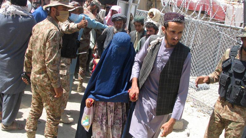 ABD'den Afganların tahliyesi için gizli görüşme