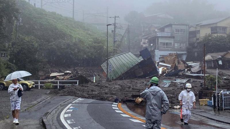 Japonya'da binlerce haneye tahliye çağrısı!