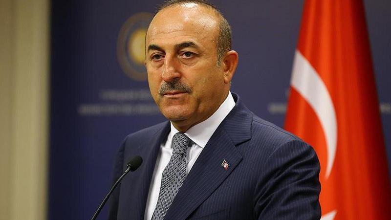 Bakan Çavuşoğlu Ürdün'de