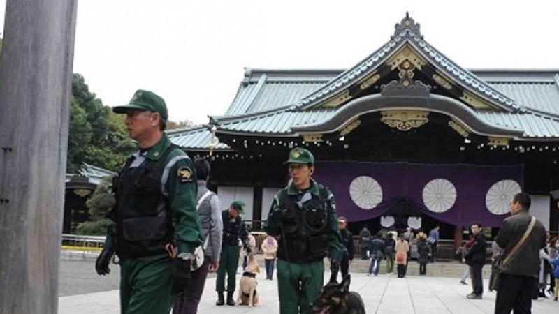 Tokyo'daki tartışmalı tapınağa bağış