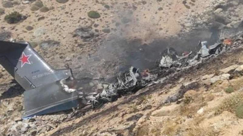 Uçak kazasında hayatını kaybedenler Rusya'ya gönderildi