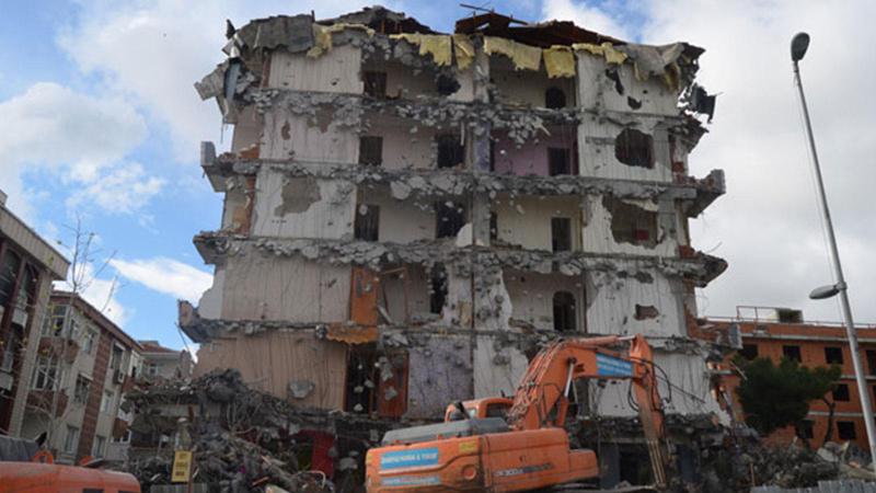 """""""İstanbul depreminde son çeyreğe girdik"""""""
