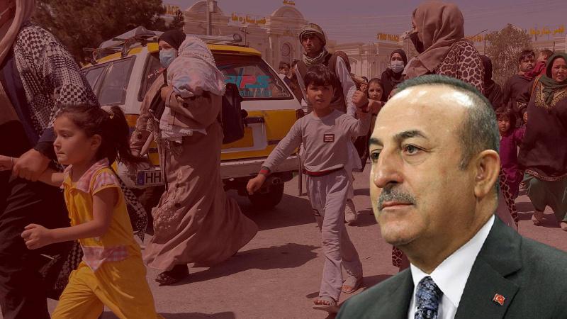 Çavuşoğlu'dan Afganistan açıklaması