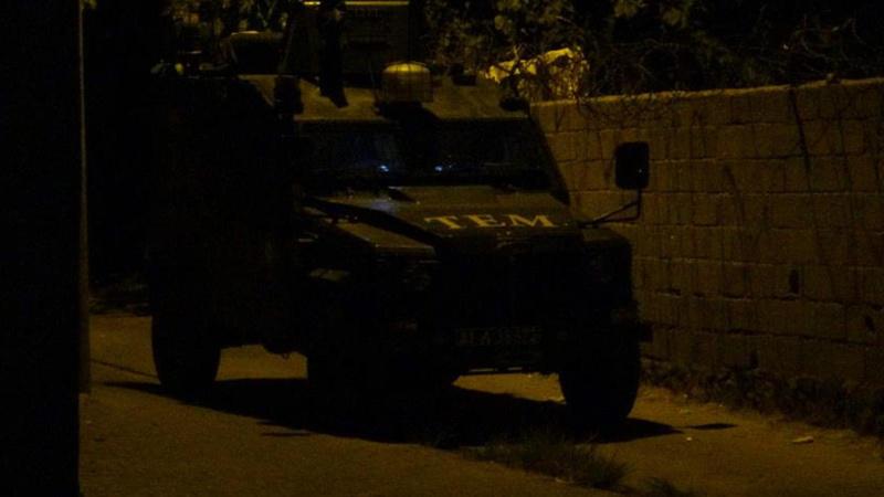 Diyarbakır'da patlama sesleri duyuldu! Polis harekete geçti
