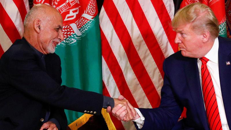 Taliban'a övgü yağdıran Trump şaşkına çevirdi