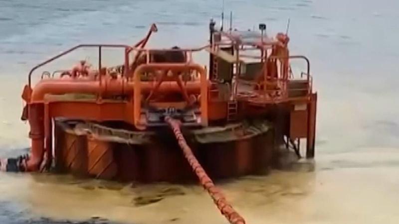 Karadeniz'deki petrol sızıntısına soruşturma!