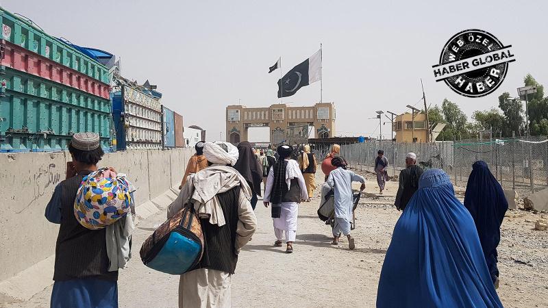 Afganistan'dan çıkışta ilk durak: Pakistan...
