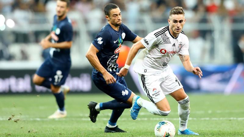 Beşiktaş, Boyd'u Çaykur Rizespor'a kiraladı