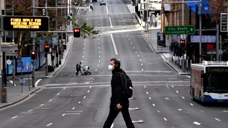 Sydney'de sokağa çıkma yasağı getirildi