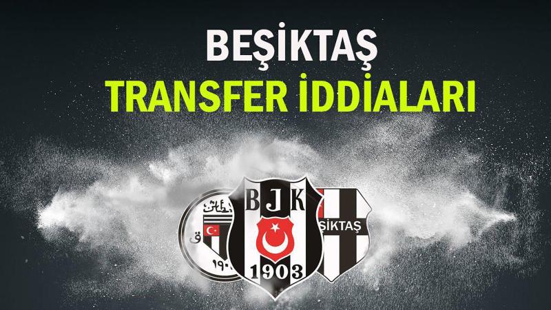 Beşiktaş'ın listesinde 3 futbolcu var