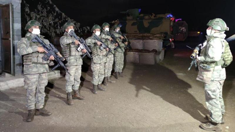 Mehmetçiğin İran sınırında 'yasa dışı geçiş' mücadelesi