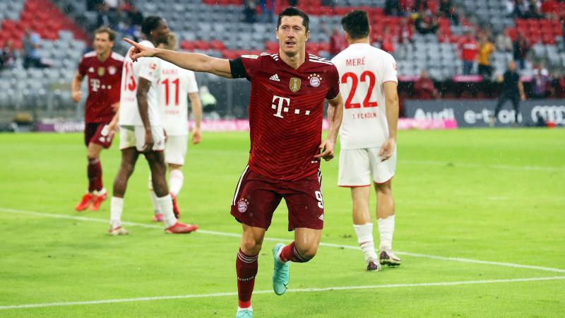 Bayern Münih, Köln karşısında zorlandı ama kazandı