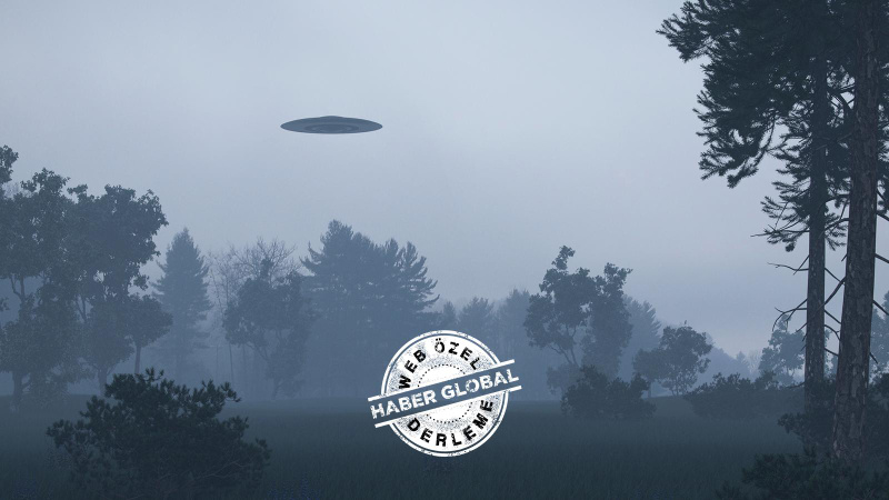 'UFO'lar uzaylı' diyenlerde ciddi artış! Peki neden?