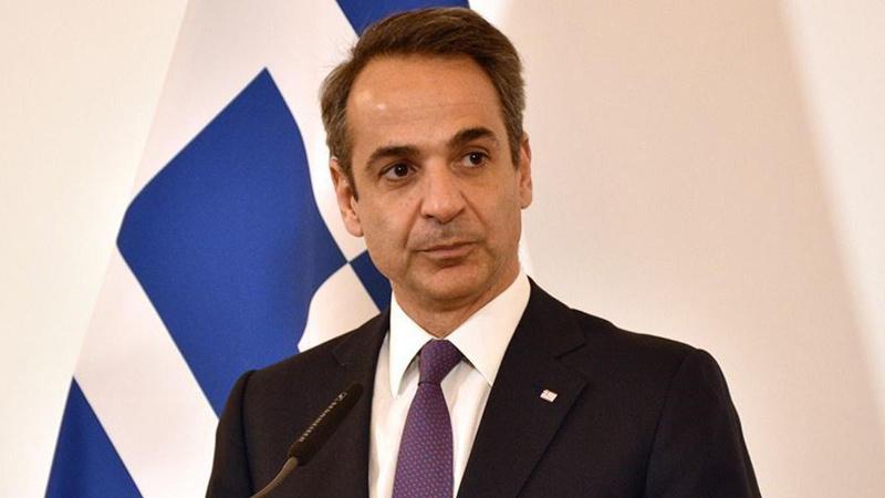 Yunanistan Başbakanı Miçotakis'ten 'göç' açıklaması