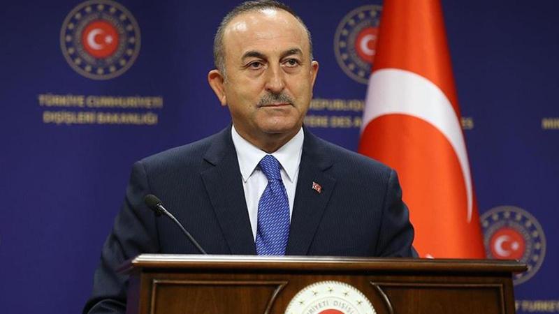 Çavuşoğlu'dan 'iltica merkezi' iddiasına tepki
