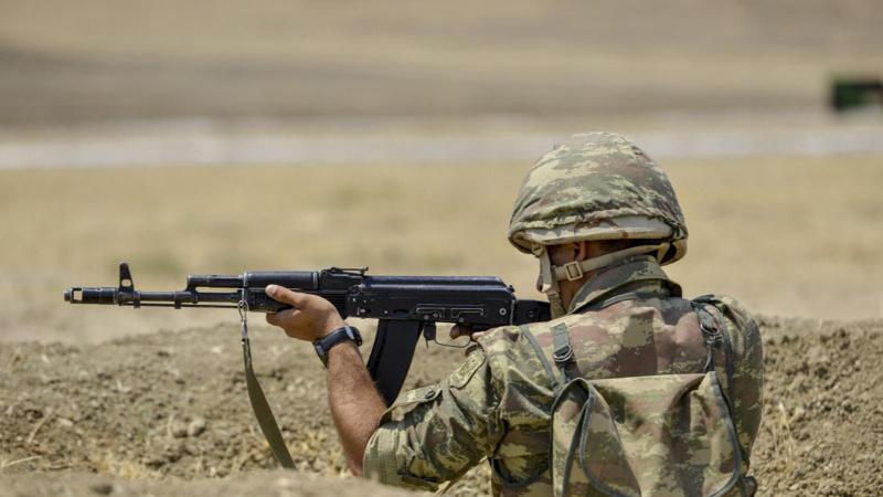 Ermenistan askerleri, Azerbaycan askerini süngüyle göğsünden yaraladı