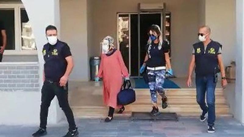 FETÖ hükümlüsü kadın Siirt'te yakalandı