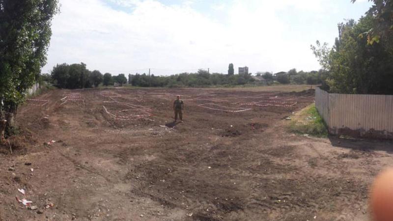 Stalin dönemine ait toplu mezar bulundu