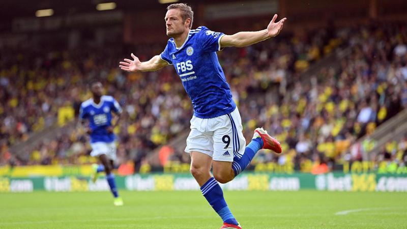 Leicester City, Norwich City'yi 2-1'le geçti
