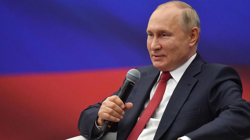 'Ajan' suçlamalarının ardından Putin'e açık mektup