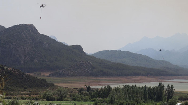 Ormanlık alanlara giriş yasağı 16 Eylül'e uzatıldı