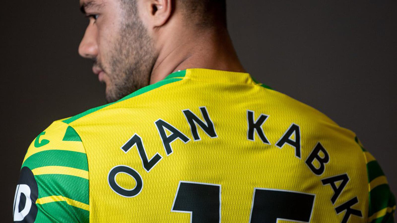 Norwich Ozan Kabak'ı açıkladı