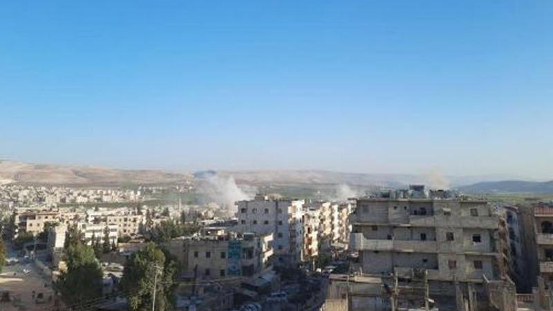 PKK/YPG'li teröristler yine sivilleri hedef aldı: 8 yaralı