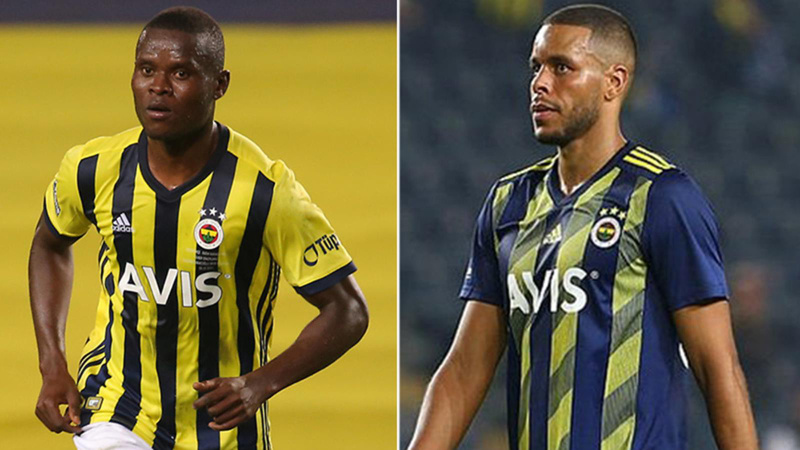 Fenerbahçe Samatta ve Zanka'yı gönderiyor