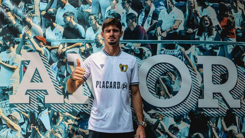 Fenerbahçeli Gürkan Başkan Famalicao'ya transfer oldu