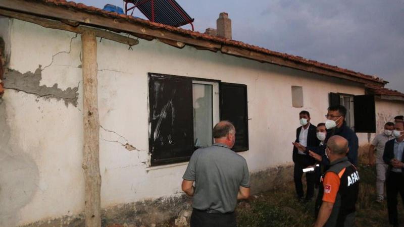 Vali Çelik açıkladı: 15 binada hasar var