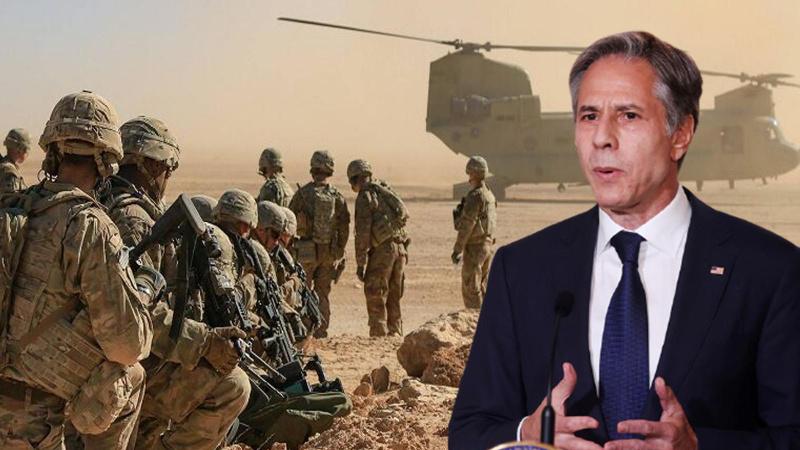 Çekilme sonrası ABD'den flaş Afganistan açıklaması!