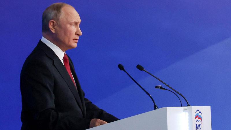Putin ABD'yi hedef aldı: Trajedi ve kayıp!